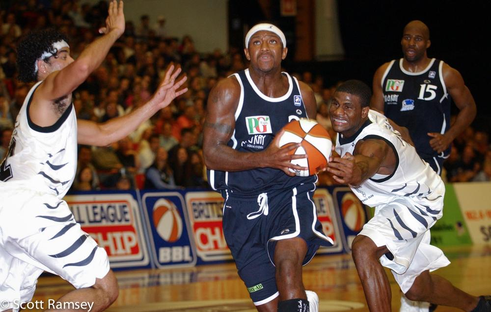 Brighton Bears Basket Ball