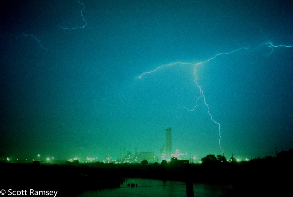Lightning Strike Barry