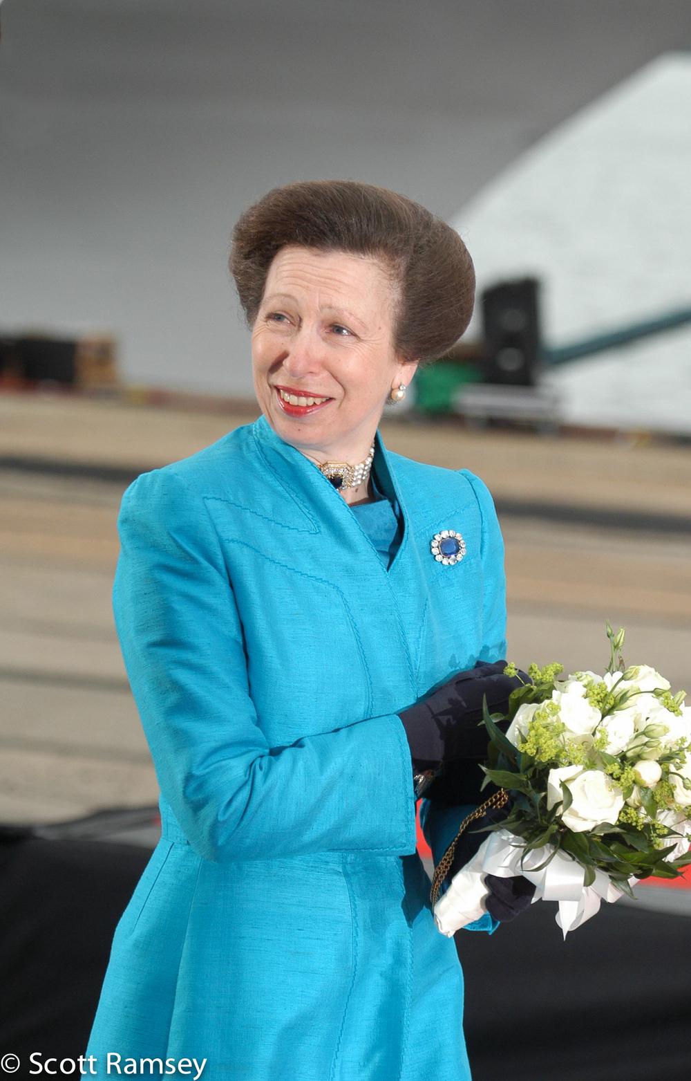 Princess Royal Anne Southampton