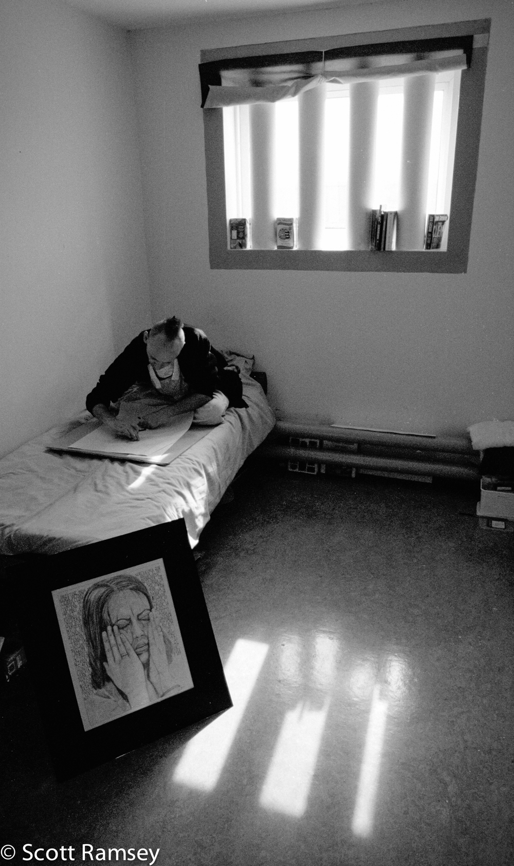 Prison Art Wales