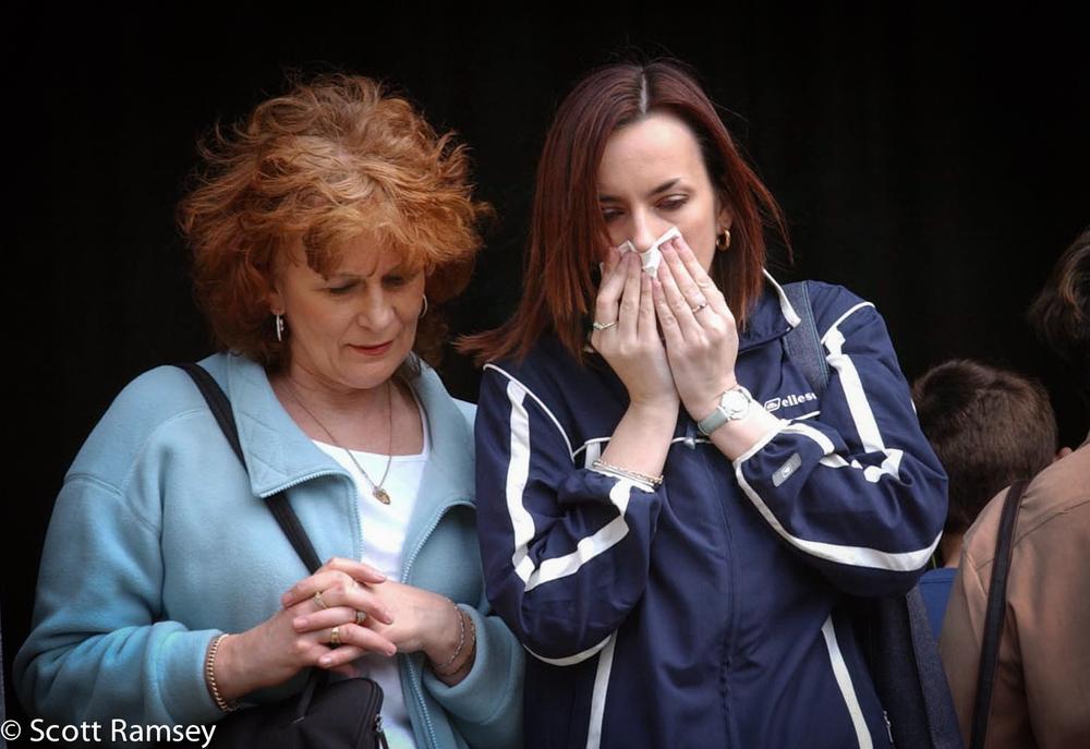 Queen Mum Funeral Windsor