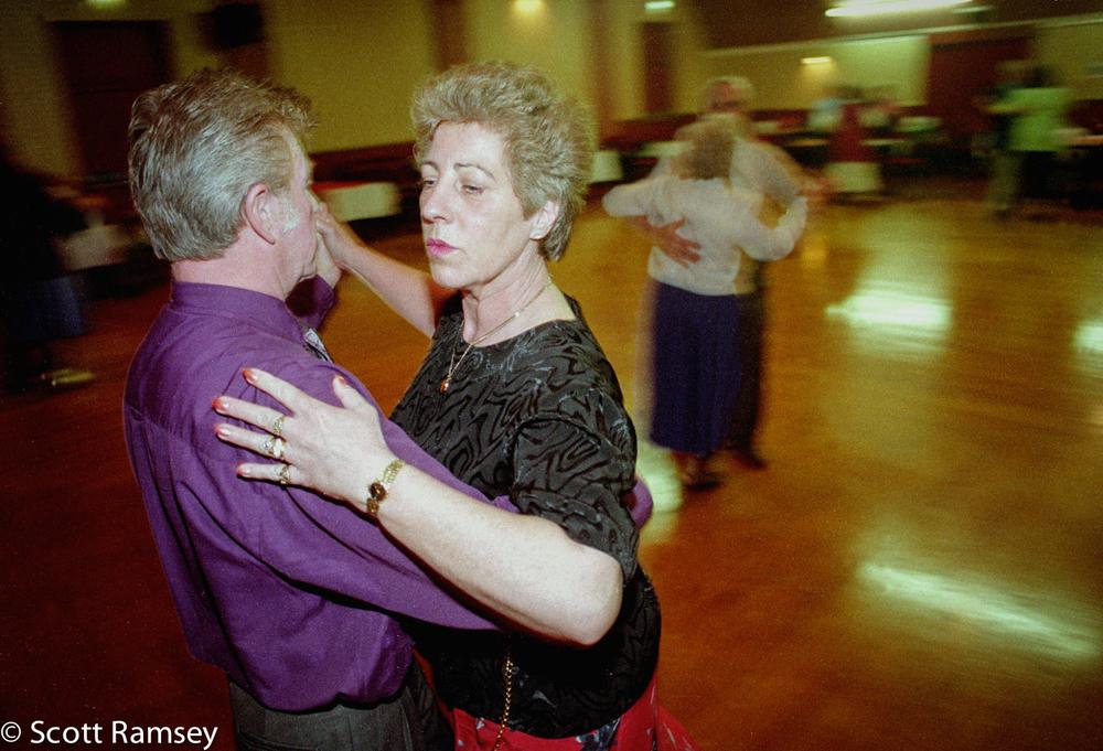 Tea Dance Barry Wales