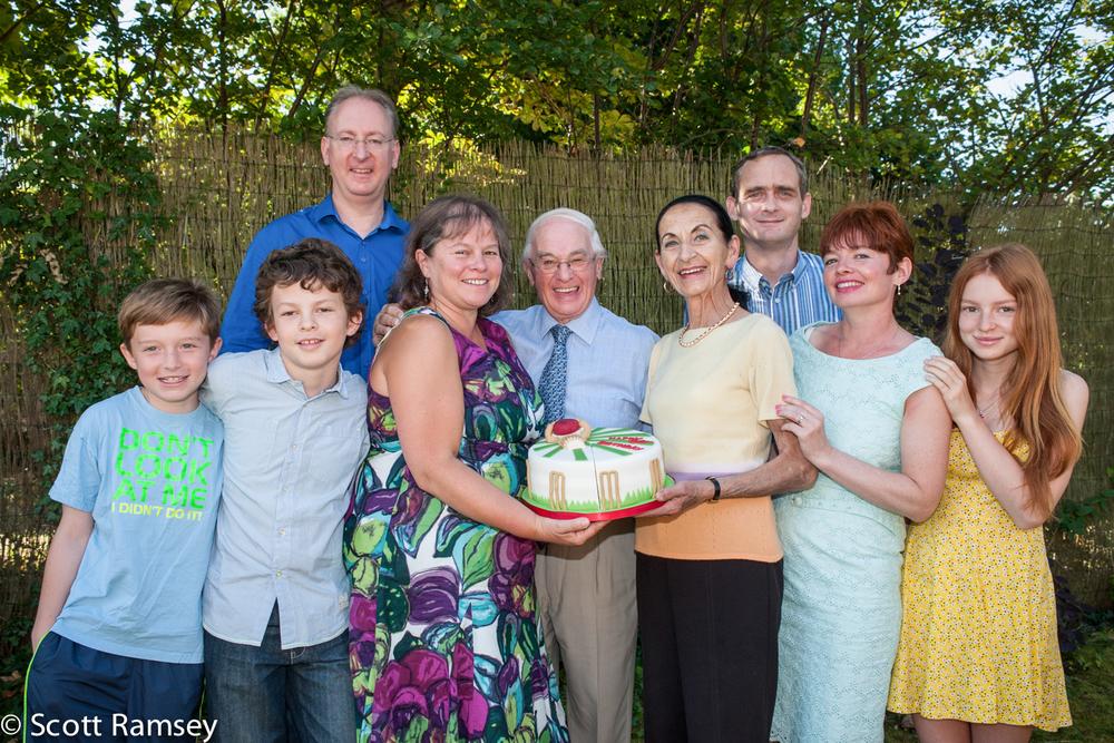 Family Celebration Photo