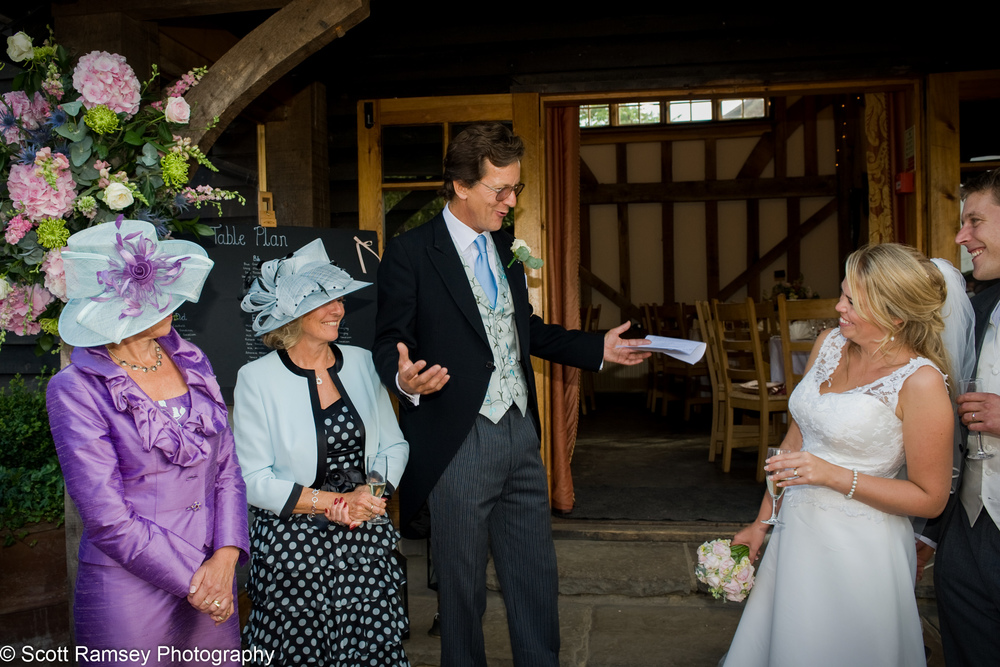 Speech Wedding Gate Street Barn