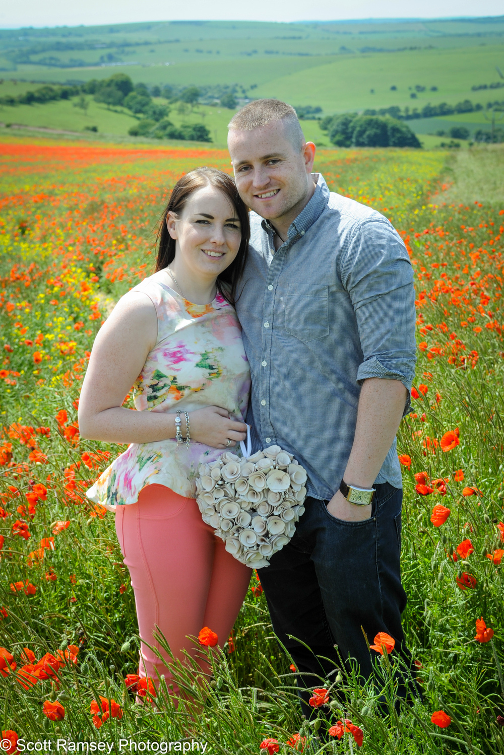 Pre Wedding Photoshoot East Sussex
