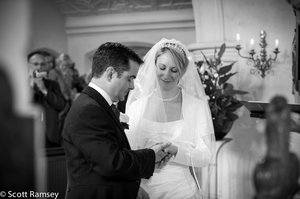 St Thomas Church Wedding