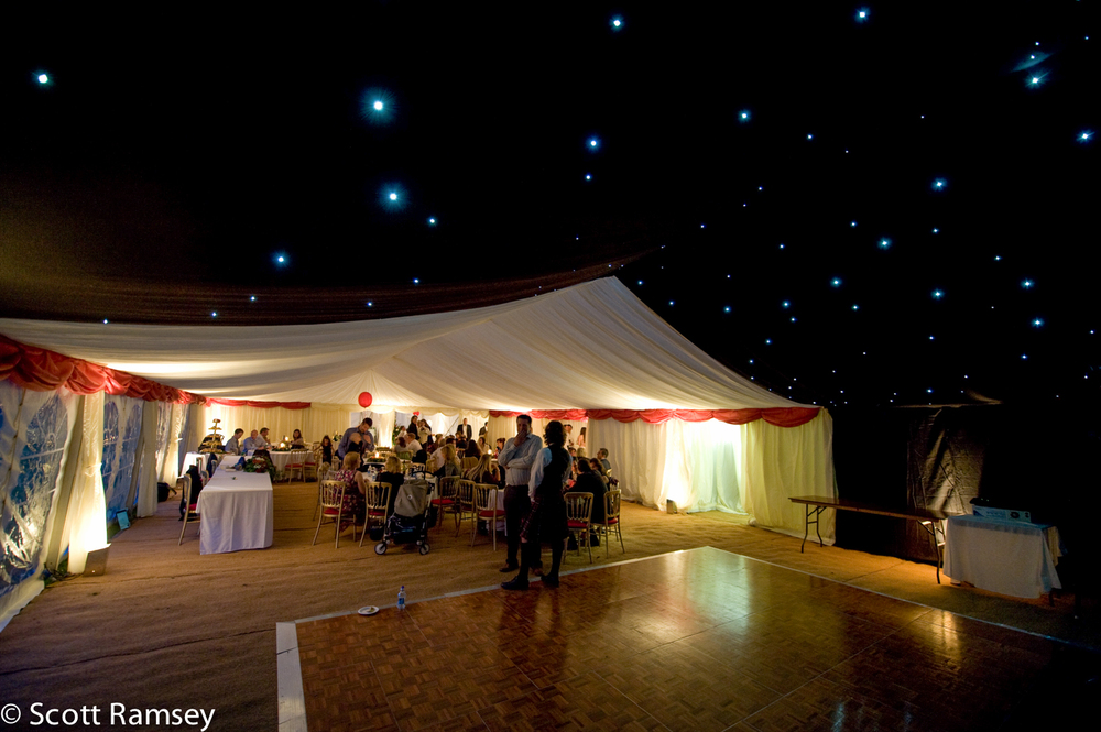 Wedding Reception Marquee Surrey