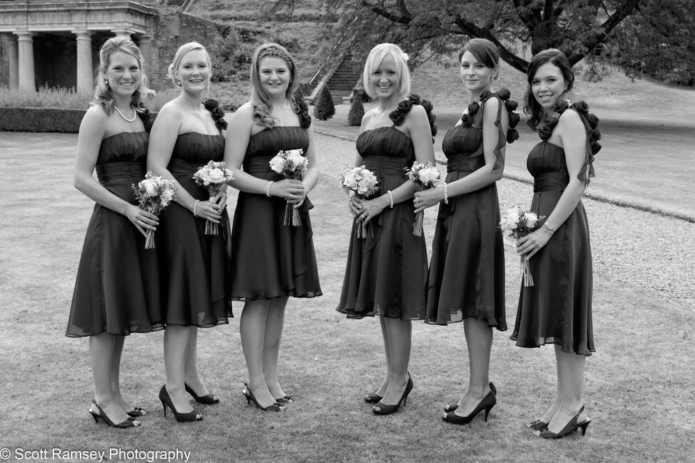 Esher Wedding Flower Girls