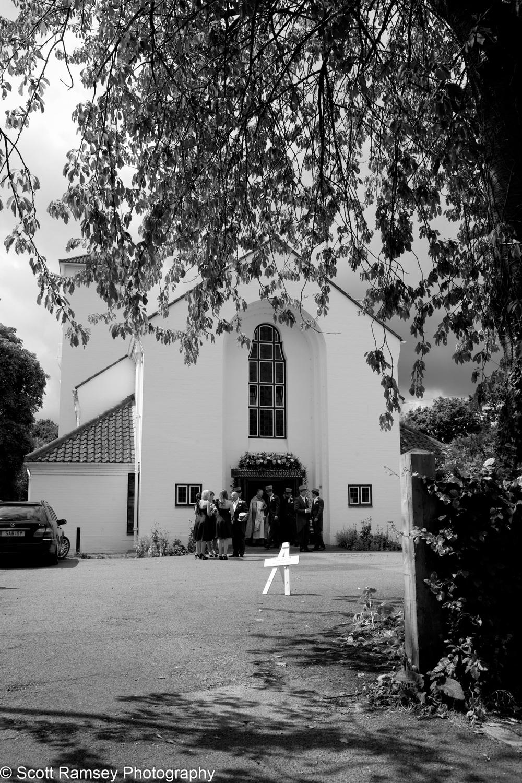 All Saints Weston Green Church Esher