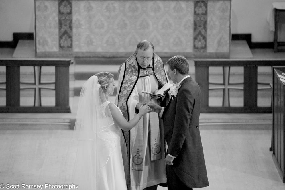 All Saints Church Wedding