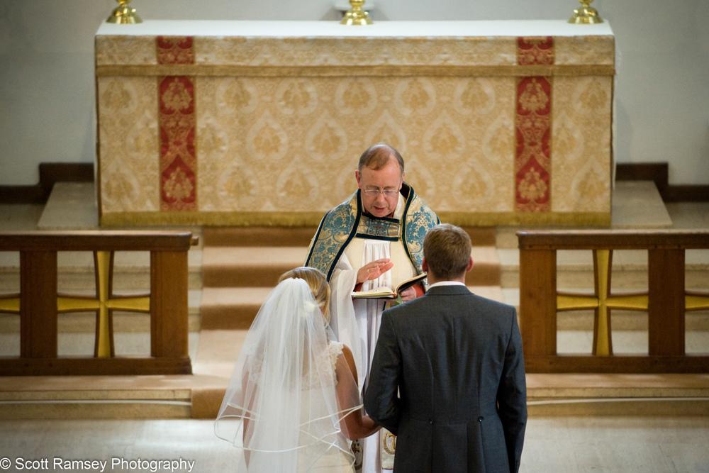 Wedding Ceremony Esher Surrey