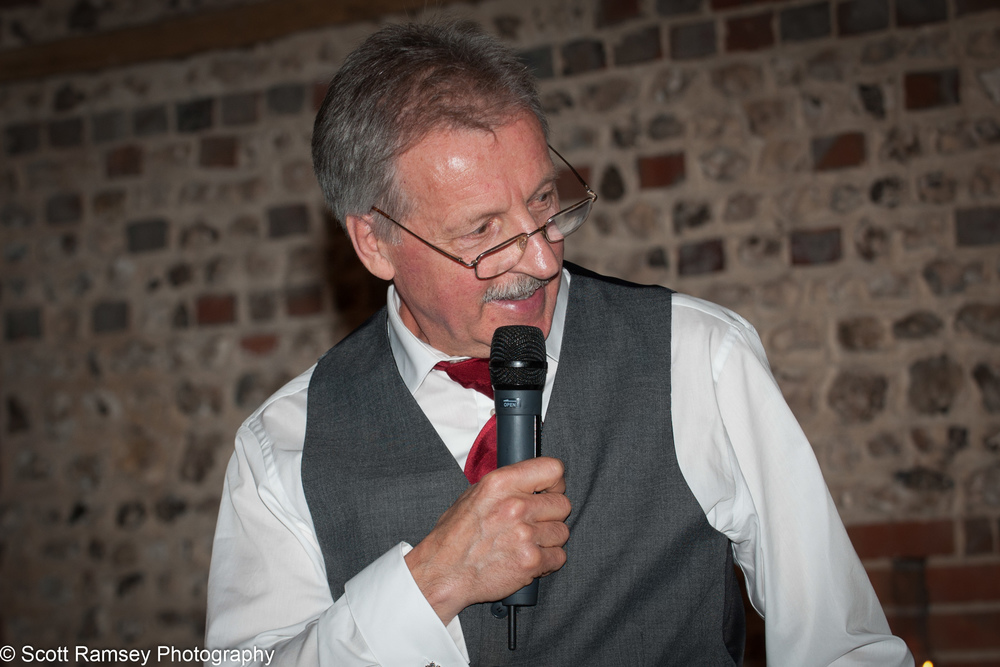 Upwaltham Barns Wedding Speech 15121239