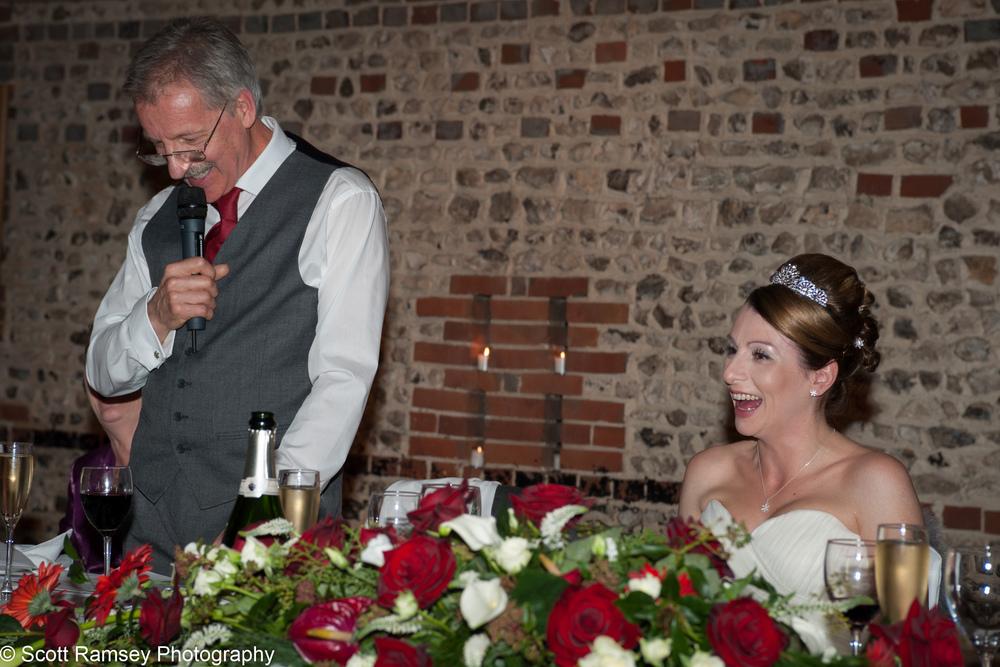 Upwaltham Barns Wedding Funny Speech 15121240