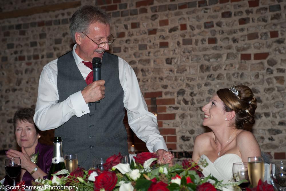 Upwaltham Barns Wedding Dad Speech 15121241