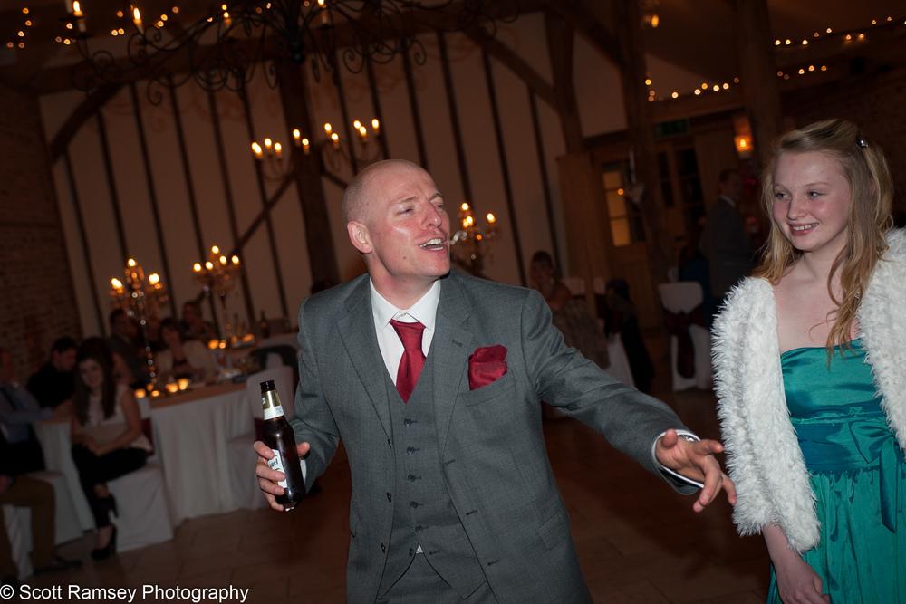 Upwaltham Barns Wedding Guest Dancing 15121269