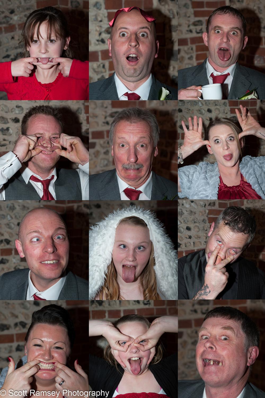 Upwaltham Barns Wedding Fun Guests Photo 15121271