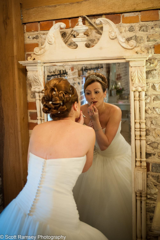 Wedding Upwaltham Barns Bride 15121204