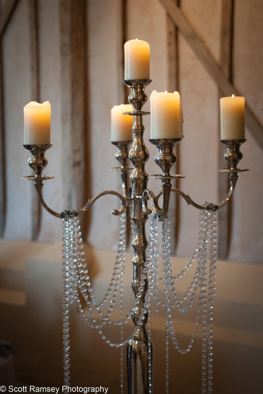 Upwaltham Barns Wedding Candles 15121208