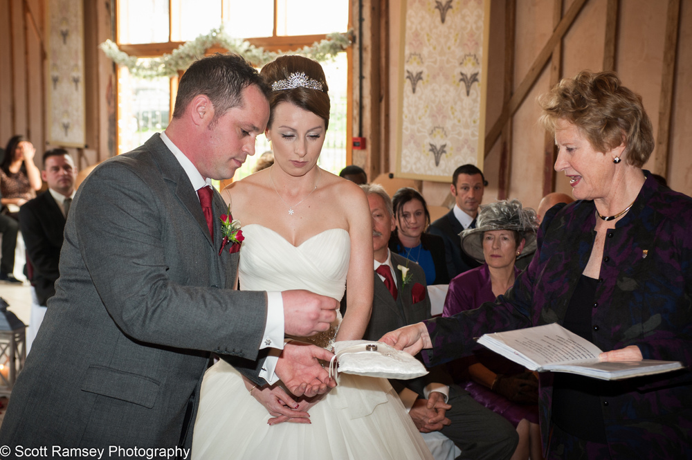 Upwaltham Barns Wedding Ceremony 15121217