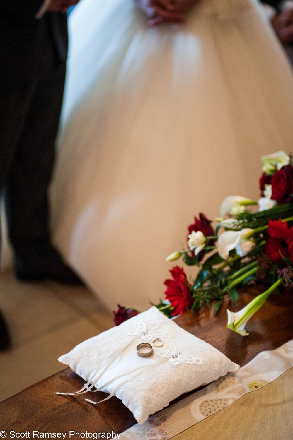 Upwaltham Barns Wedding Rings 15121216