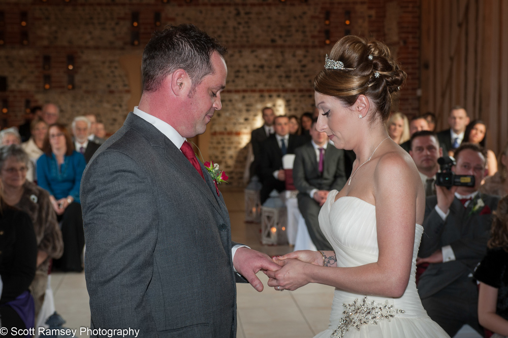 Upwaltham Barns Wedding Ceremony 15121219