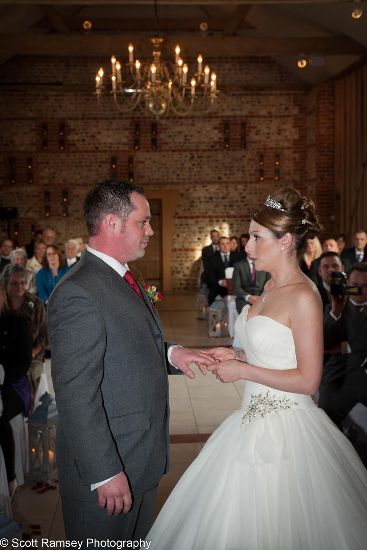 Upwaltham Barns Wedding Vows 15121220