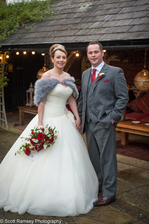 Upwaltham Barns Wedding Bride And Groom 15121227