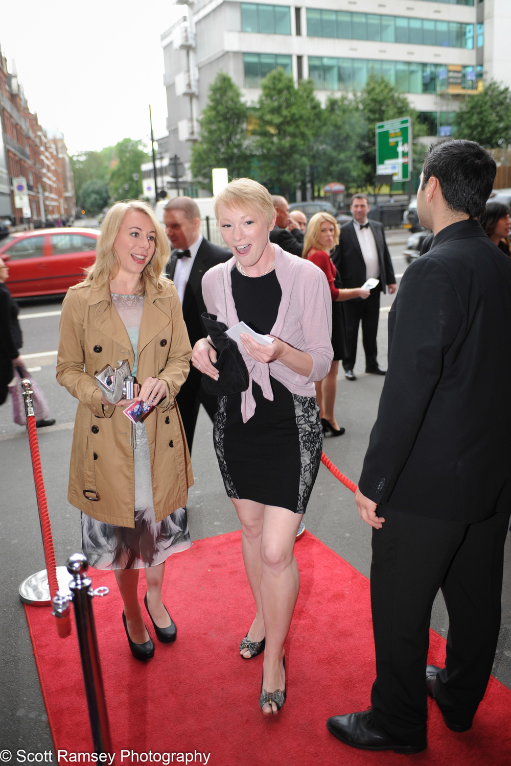 Event Photography London Guests Arrive 130613-2