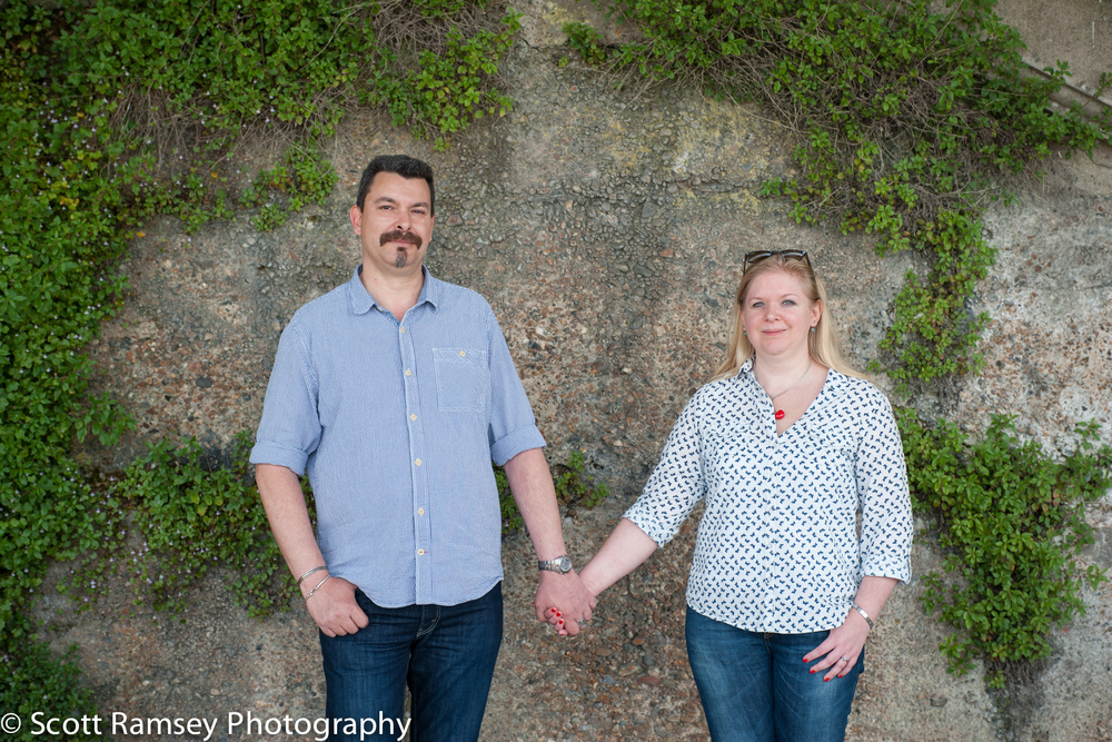 Creative Brighton Engagement Photography