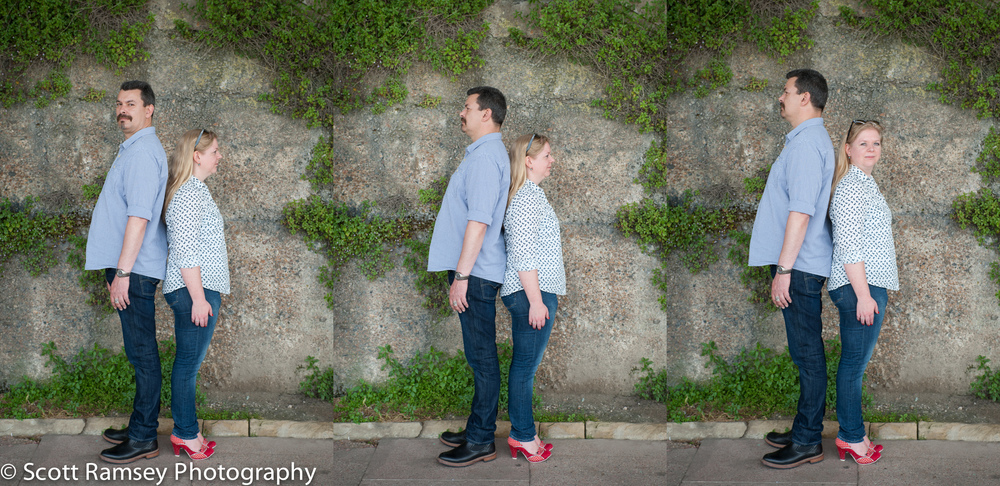 Fun Quirky Engagement Photography Brighton