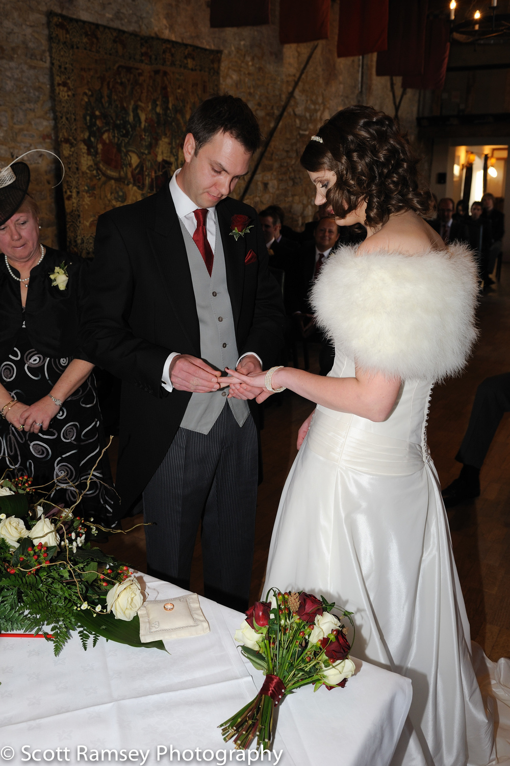 Winter-Wedding-Spread-Eagle-Hotel-Midhurst-Groom-Bride-Exchange-