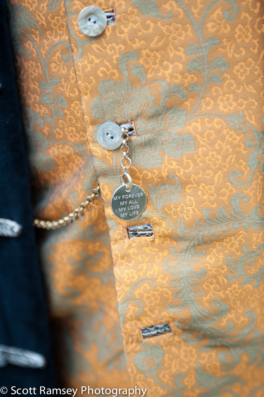 Brighton-Wedding-Photography-Pirate-Theme-Grooms-Waistcoat-And-C