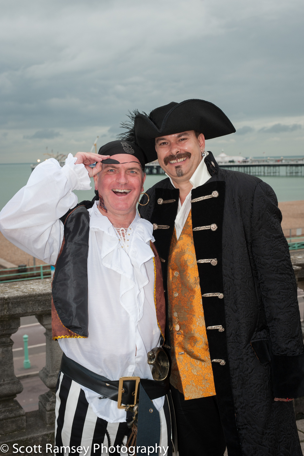 Brighton-Wedding-Photography-Pirate-Theme-Groom-Bestman-Eye-Patc