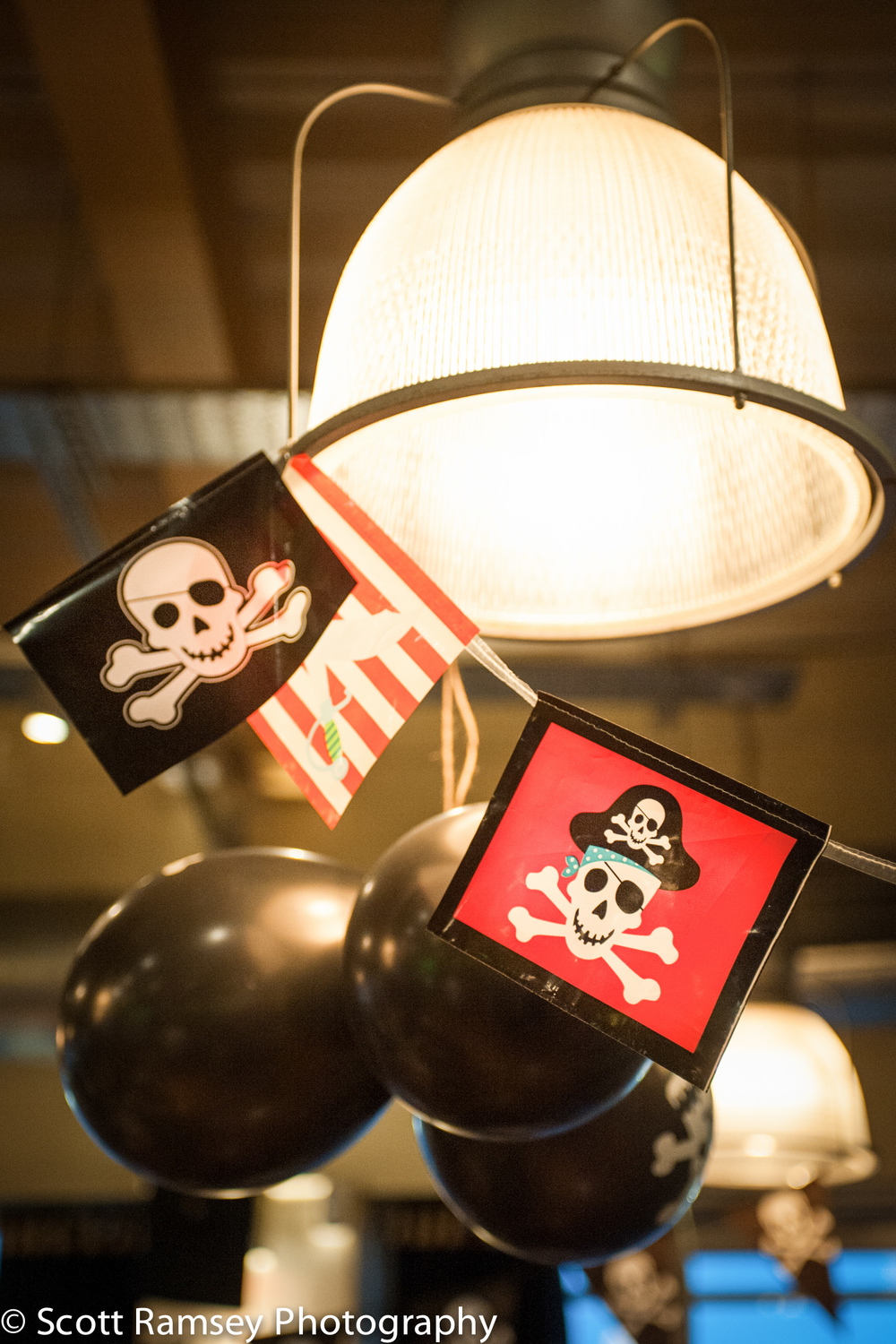 Brighton-Wedding-Photography-Pirate-Theme-Pirate-Bunting-Skull-C
