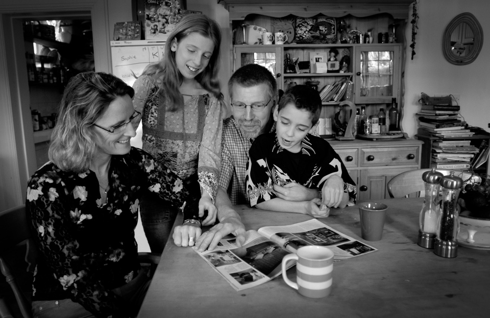 Family Portrait Photography Portfolio