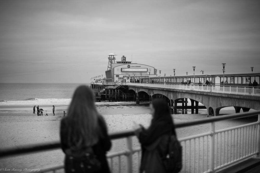 Bournemouth Pier Selfie