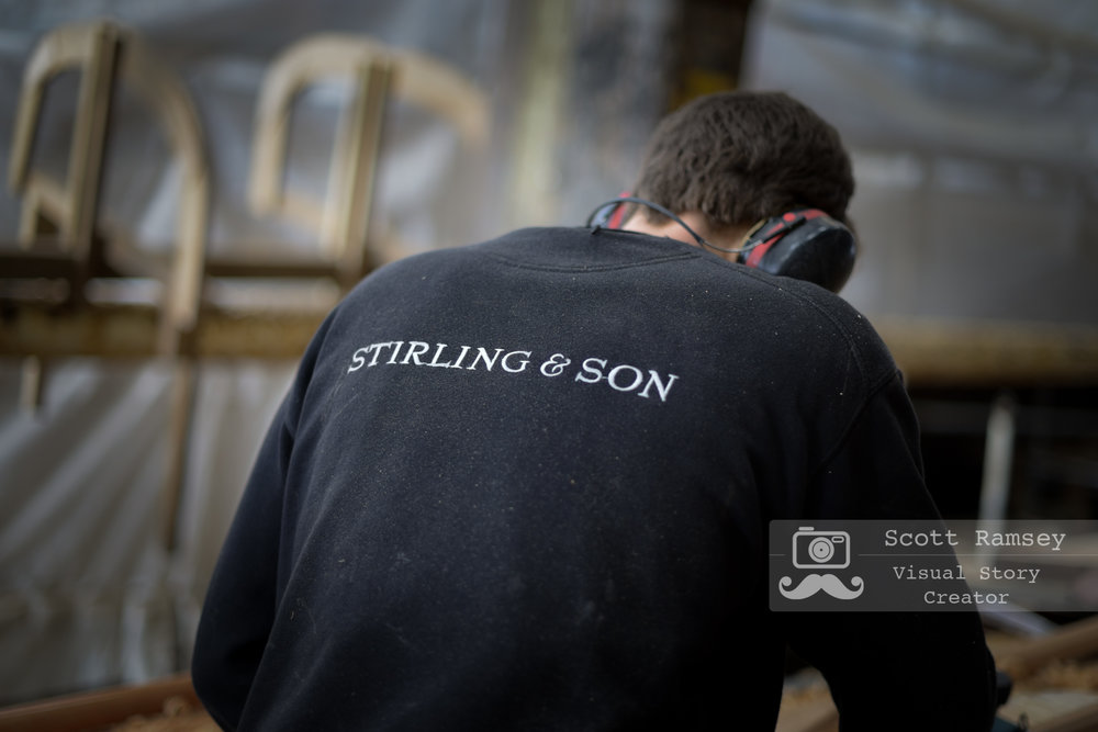Stirling & Son Traditional Boat Builders Plymouth England 13