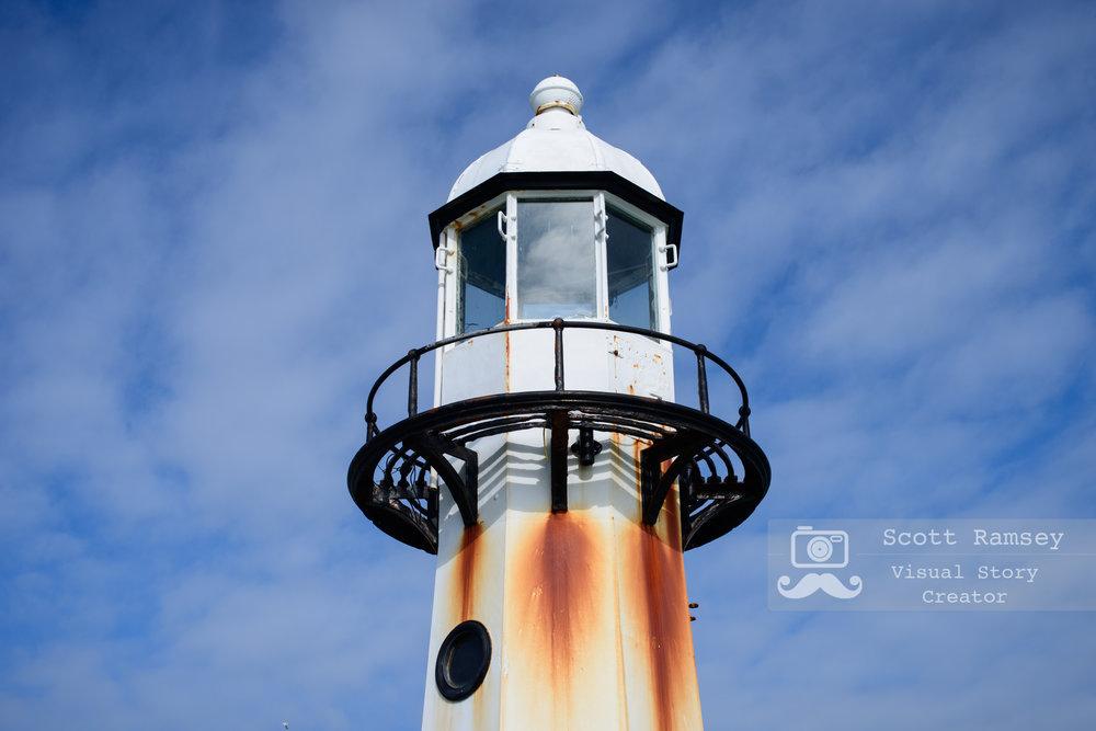 St Ives Lighthouse