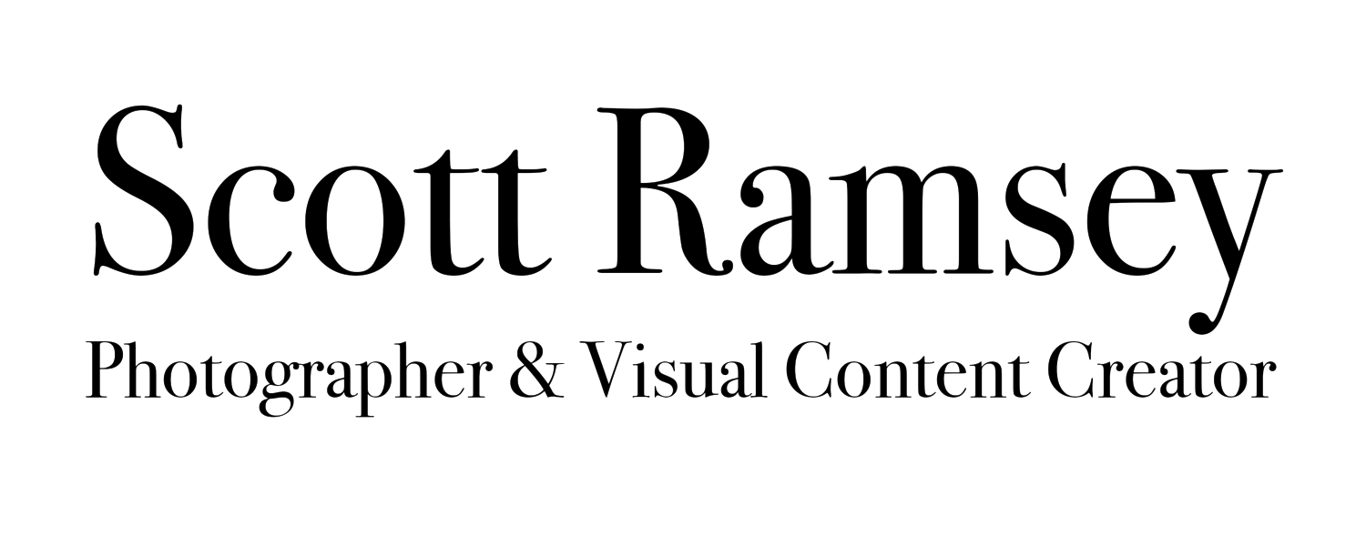 Sussex Photographer & Visual Creator | Worthing, Brighton & UK - Scott Ramsey