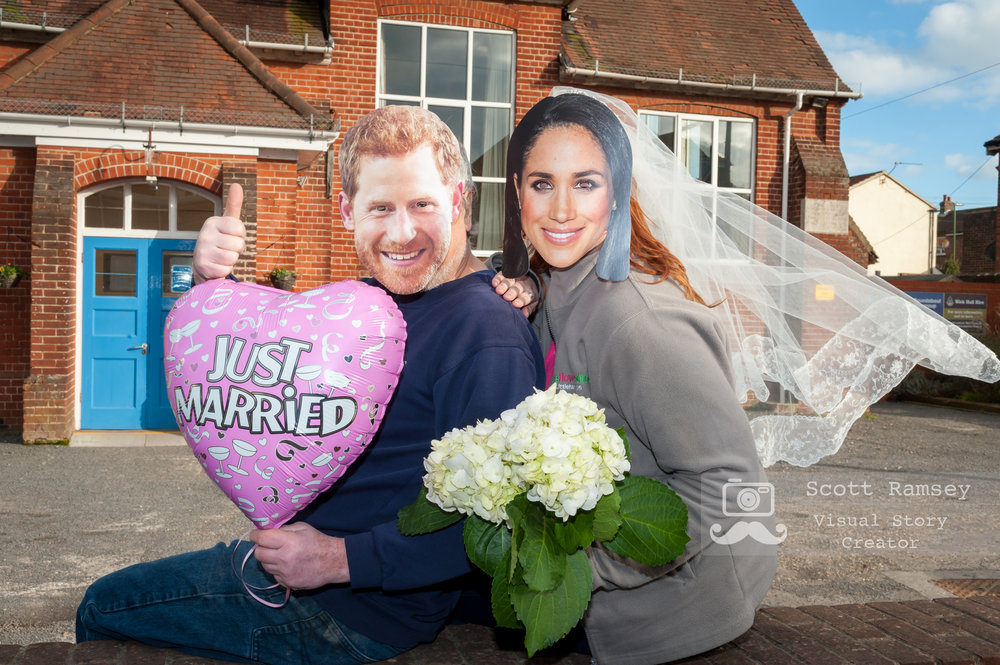 The Duke and Duchess of Sussex,  Prince Harry and Meghan Markle , plan to visit Sussex in October. Creating an event or promotion to celebrate the day and promote your Sussex business makes marketing sense. Photo © Scott Ramsey.