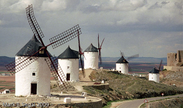 Looking for Don Quixote