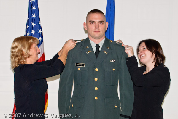 commissioning, Army, lieutenant, promotion