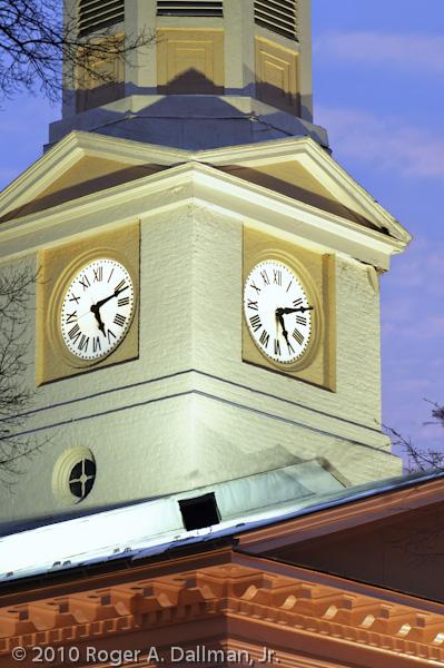 City Hall in Warrenton, Virginia