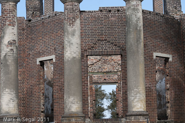 Barboursville ruins,