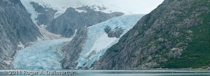 Northwestern Glacier in Alaska