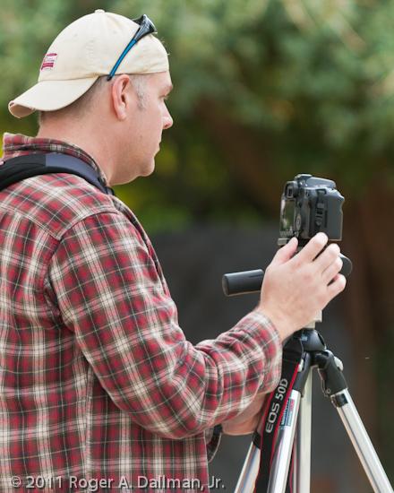 A modern pinhole camera