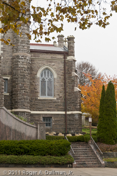 Church wing