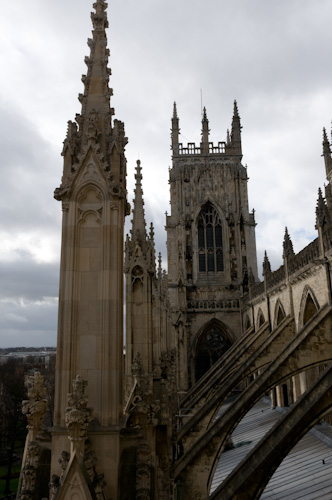 York Minster, blah photo
