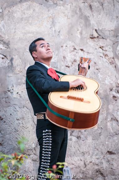 Musician in San Antonio, Texas
