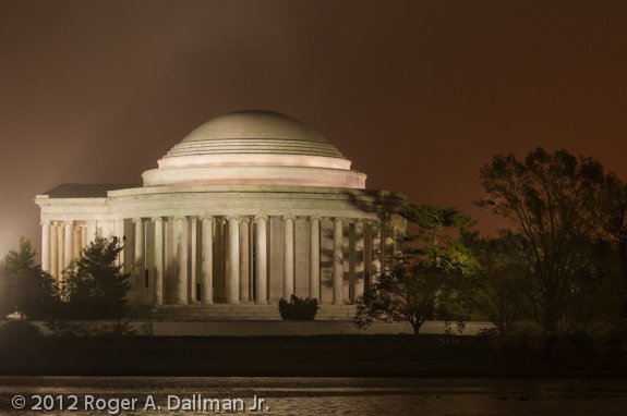 Jefferson Memorial, Washinton, D.C.